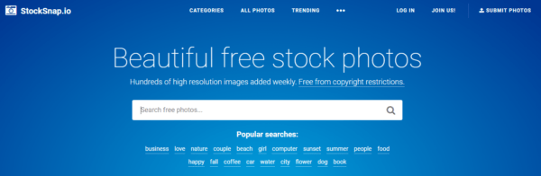 StockSnap Free Image Resource