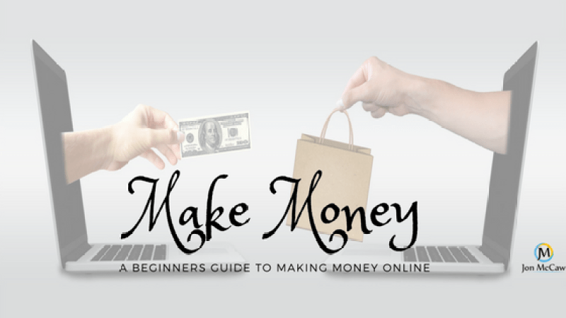 how to start making money online