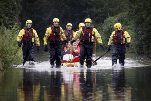 SWNS FLOOD RESCUE 11