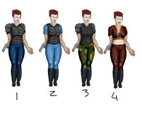 Female Variations