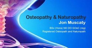 Jon Muscaty Osteopathy & Naturopathy