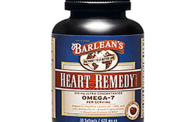 Omega-7 for Inflammation?