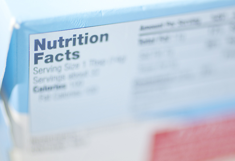 New Rule: No More Getting Nutrition Information from the NY Times