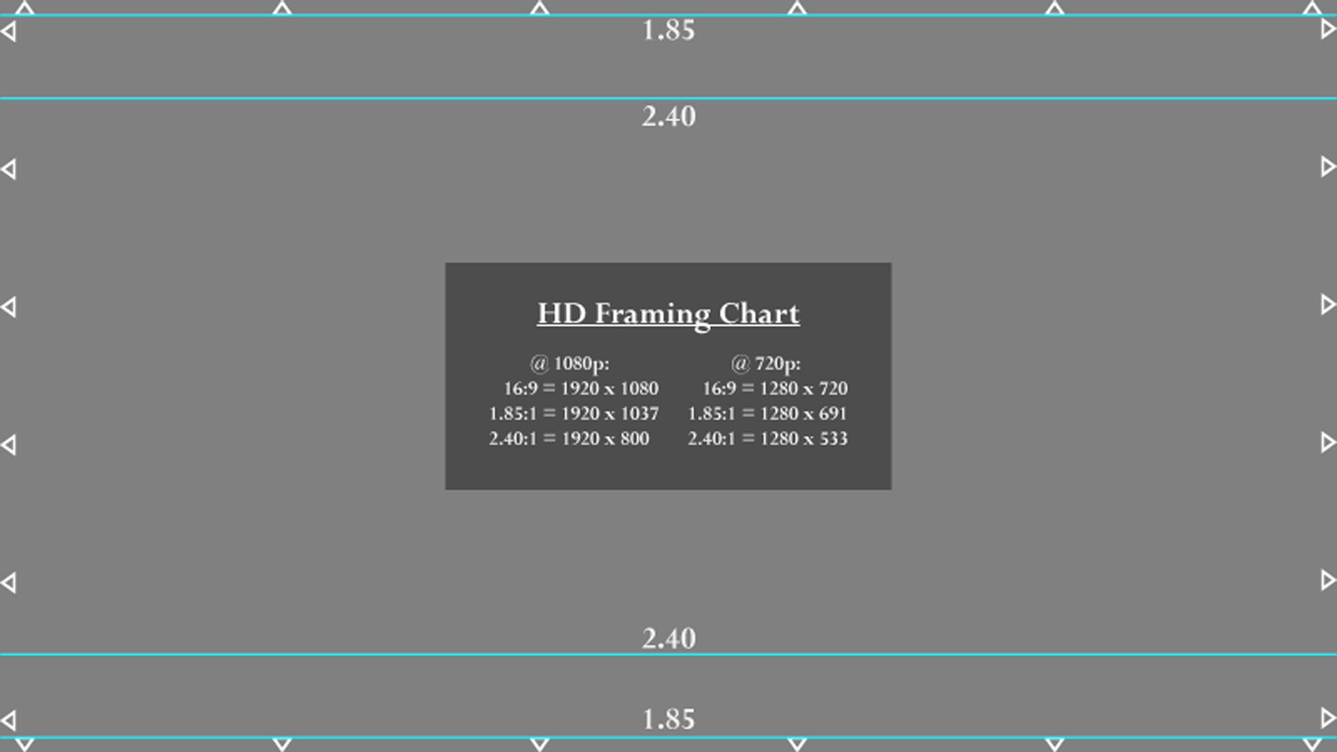 HD Framing Chart – Jonny Elwyn – Film Editor