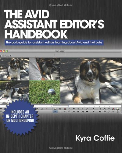 books for assistant avid editors