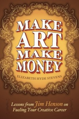 books for money making artists