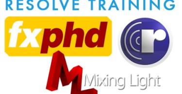 Davinci Resolve Training