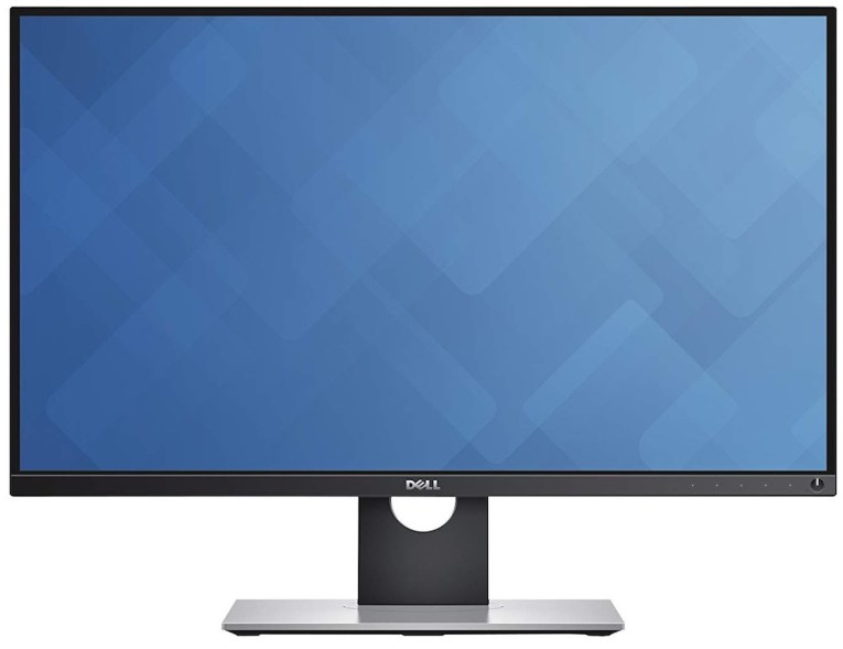 dell ultrasharp colour grading monitor