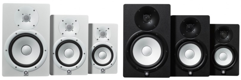 Yamaha Studio Monitors