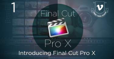 learning final cut pro