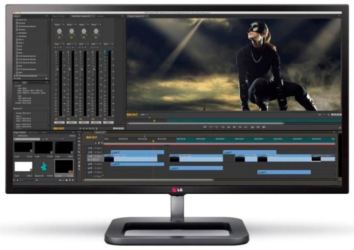 4k Editing monitors