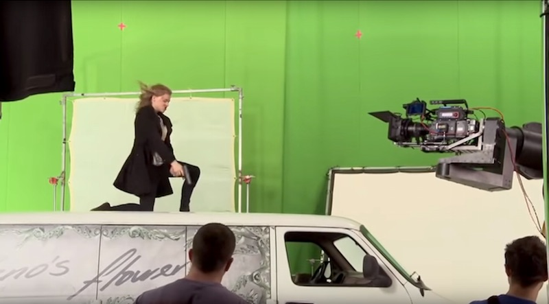 kick ass vfx behind the scenes