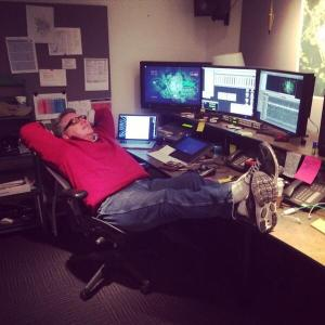 how to build a film editing suite