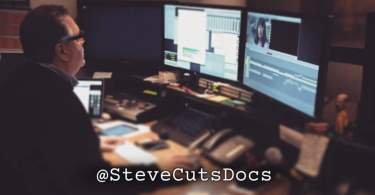 how to edit documentary films