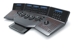 Affordable colour grading control surfaces