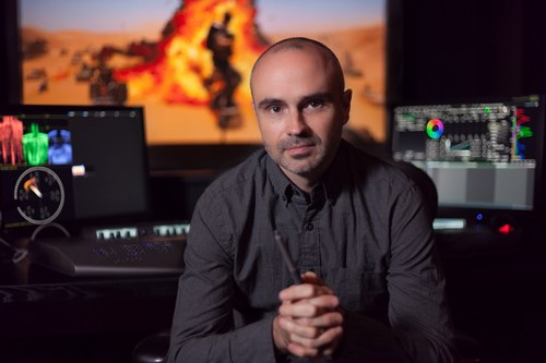 Interview with colorist eric whipp