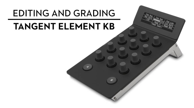 editing with a tangent element kb