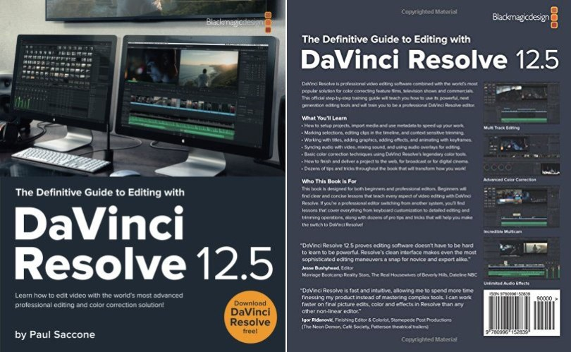 The Definitive Guide to editing in Davinci Resolve