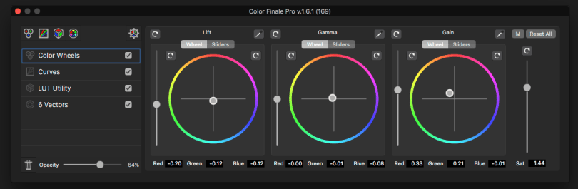 Color finale Pro fcpx grading plugin review 2017