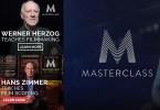 Masterclass.com courses for film editors