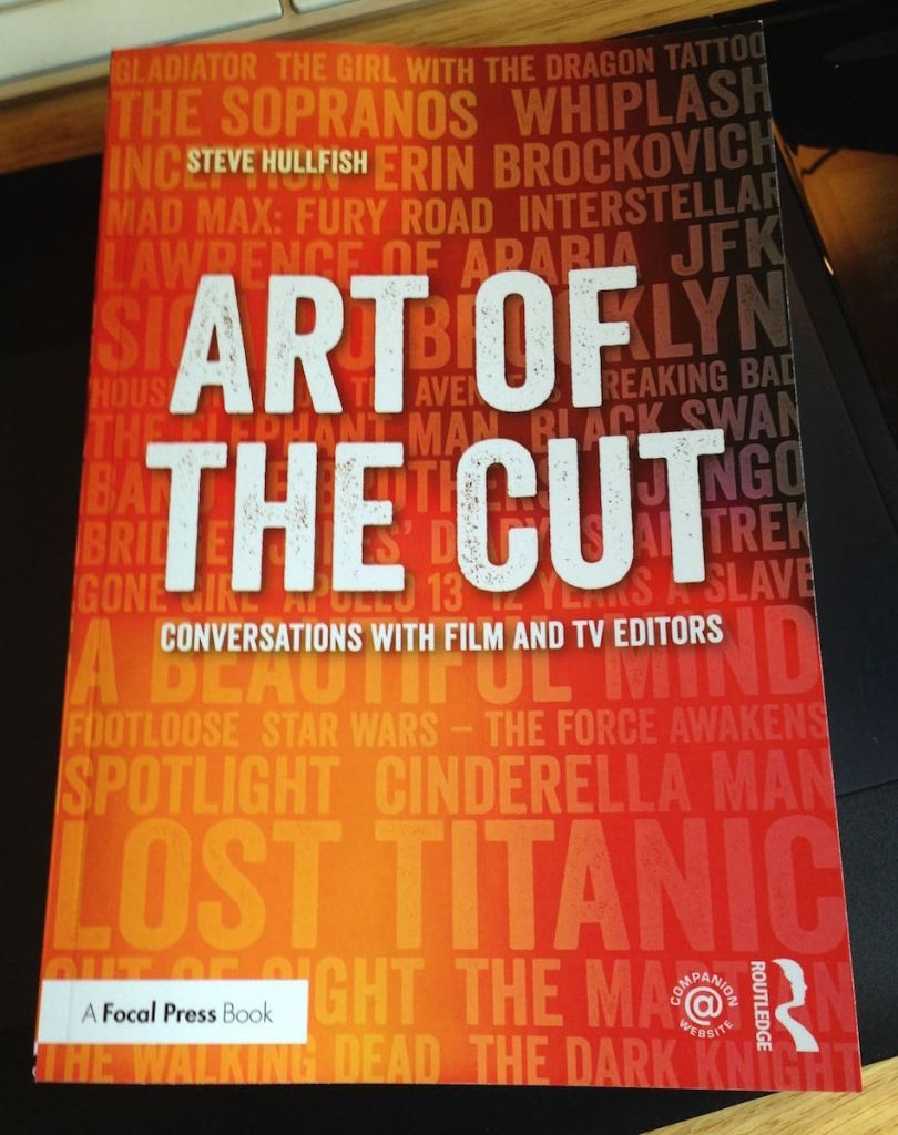 Art of the cut book review