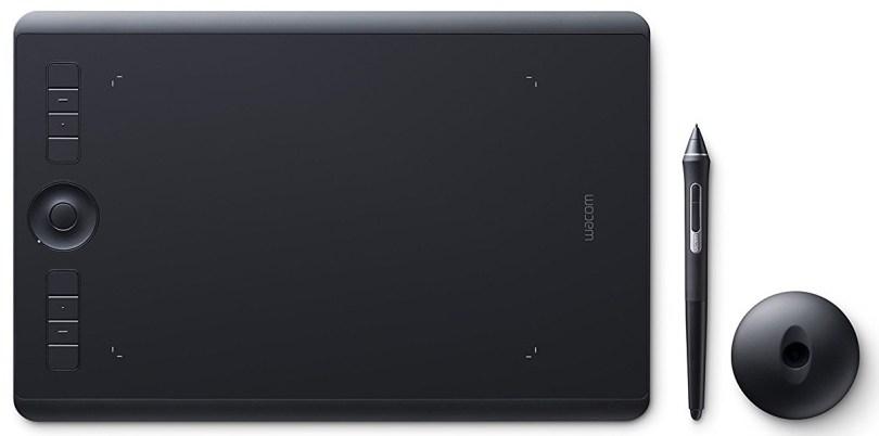 lates wacom pro tablet