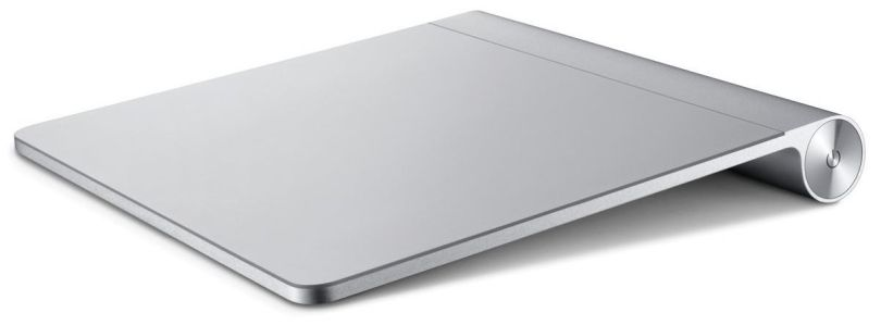 Apple trackpad for video editing