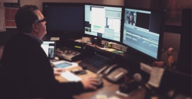 editing documentaries, steve audette frontline editor