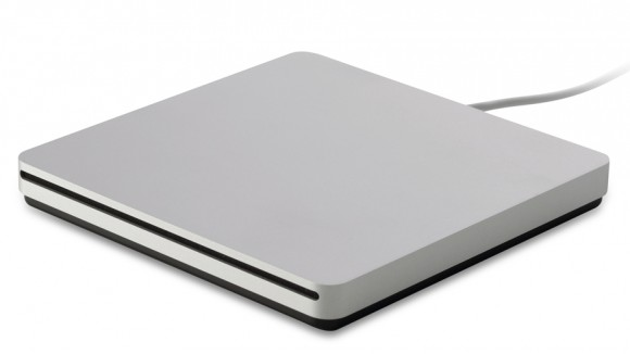 How to use an external dvd drive with a Mac laptop that has an