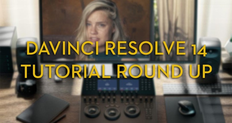DaVinci Resolve 14 Colour Grading Tutorials | Jonny Elwyn