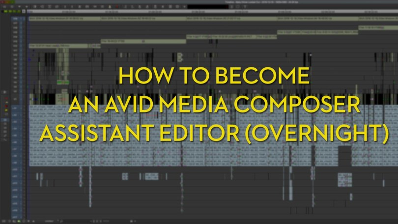 how to become an assistant editor