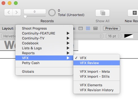 vfx editors codebook