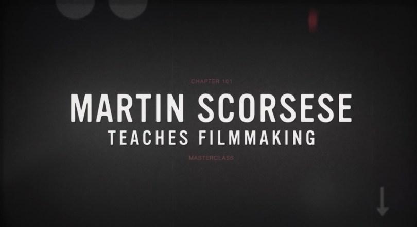 Scorsese Masterclass Review