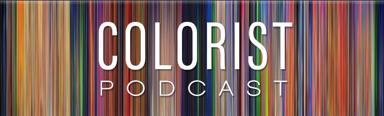 podcasts for film colorists