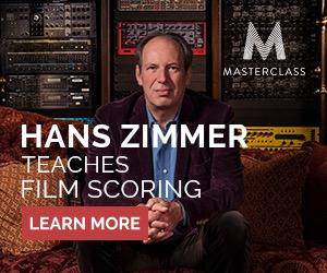 Hans Zimmer Film Scoring Masterclass
