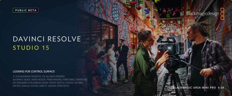davinci resolve 15 free training
