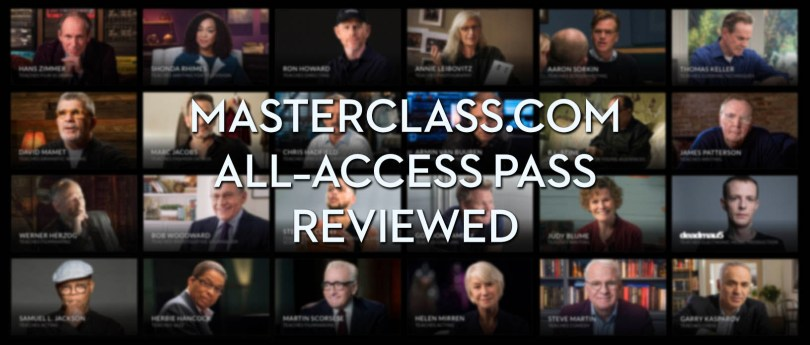 All-Access Pass Reviewed