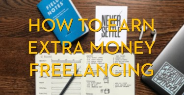 how to earn extra money freelancing