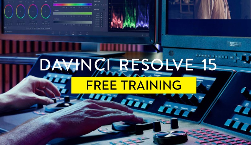 DaVinci Resolve 15 Free Training | Jonny Elwyn - Film Editor
