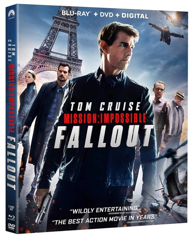 Mission Impossible Fallout making of