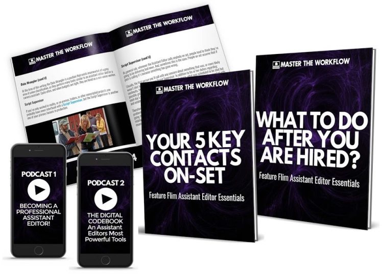 Master The Workflow assistant editing course free download