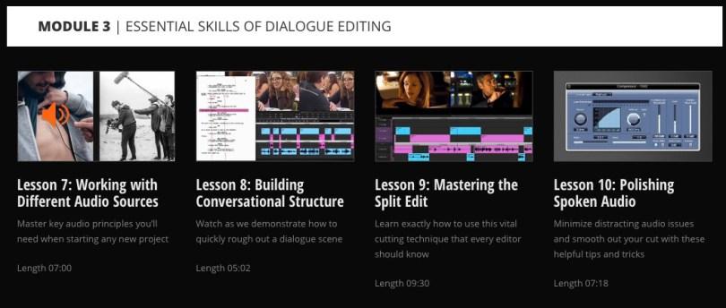 improving dialogue editing