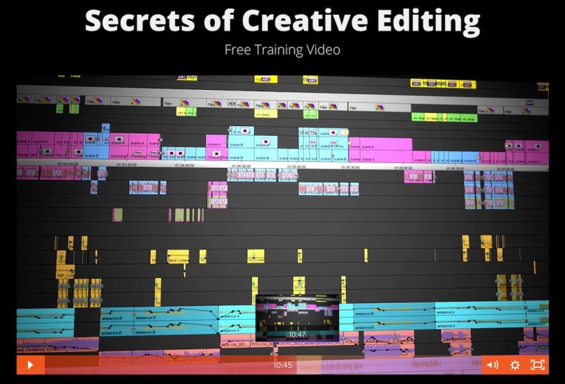 Secrets of Creative Editing Reviewed