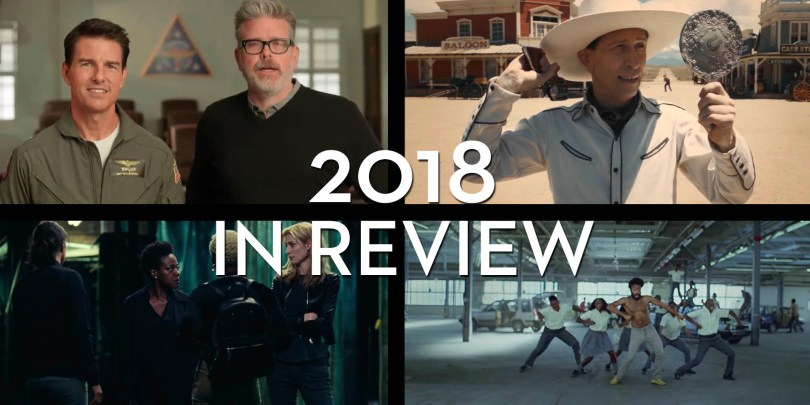2018 a year in review