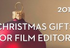 christmas gifts for film editor
