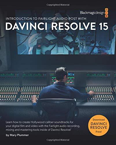 Using Fairlight audio in DaVinci Resolve