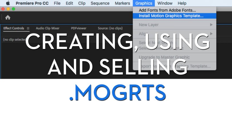 creating, using and selling mogrts