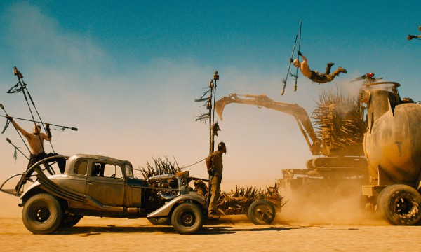Editing Mad Max Fury Road to an Oscar win