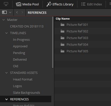 DaVinci Resolve custom project creator tool
