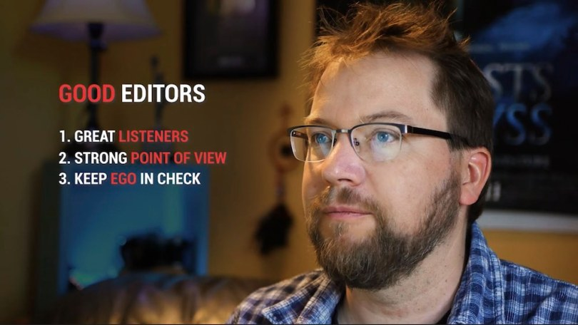 the go to editor course reviewed